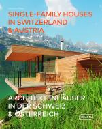Cover-Bild Architektenhäuser in der Schweiz & Österreich