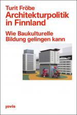 Cover-Bild Architekturpolitik in Finnland