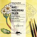 Cover-Bild Art Nouveau Tiles