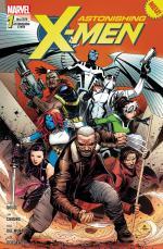 Cover-Bild Astonishing X-Men