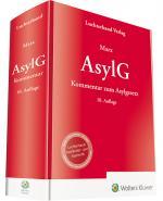 Cover-Bild AsylG - Kommentar zum Asylgesetz
