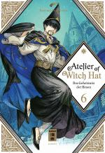 Cover-Bild Atelier of Witch Hat 06
