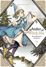 Cover-Bild Atelier of Witch Hat 07