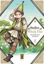 Cover-Bild Atelier of Witch Hat 08