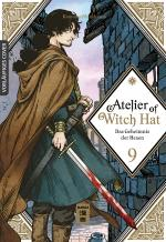 Cover-Bild Atelier of Witch Hat 09