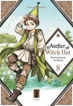 Cover-Bild Atelier of Witch Hat - Limited Edition 08
