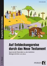 Cover-Bild Auf Entdeckungsreise durch das Neue Testament