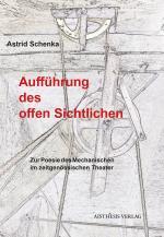 Cover-Bild Aufführung des offen Sichtlichen