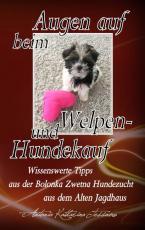 Cover-Bild Augen auf beim Welpen- und Hundekauf