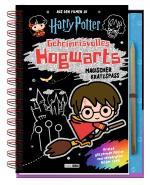 Cover-Bild Aus den Filmen zu Harry Potter: Geheimnisvolles Hogwarts: Magischer Kratzspaß (mit Kratzstift)