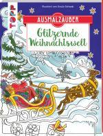 Cover-Bild Ausmalzauber - Glitzernde Weihnachtswelt