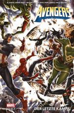 Cover-Bild Avengers: Der letzte Kampf