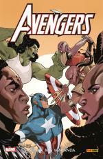 Cover-Bild Avengers: Gefahr aus Wakanda