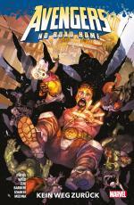 Cover-Bild Avengers: No Road Home - Kein Weg zurück