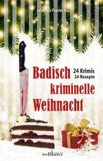 Cover-Bild Badisch kriminelle Weihnacht