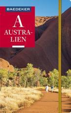 Cover-Bild Baedeker Reiseführer Australien