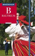 Cover-Bild Baedeker Reiseführer Baltikum