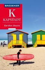 Cover-Bild Baedeker Reiseführer Kapstadt, Winelands, Garden Route