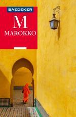 Cover-Bild Baedeker Reiseführer Marokko