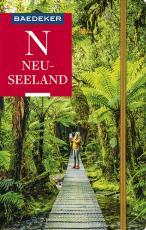 Cover-Bild Baedeker Reiseführer Neuseeland