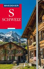Cover-Bild Baedeker Reiseführer Schweiz