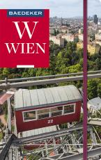 Cover-Bild Baedeker Reiseführer Wien