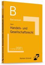 Cover-Bild Basiswissen Handels- und Gesellschaftsrecht