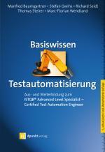 Cover-Bild Basiswissen Testautomatisierung