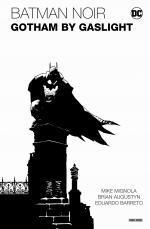 Cover-Bild Batman Noir: Gotham by Gaslight - Eine Batman-Geschichte im Viktorianischen Zeitalter