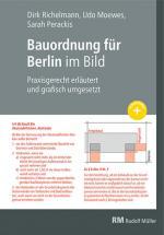 Cover-Bild Bauordnung für Berlin im Bild