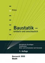 Cover-Bild Baustatik - einfach und anschaulich