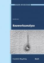 Cover-Bild Bauwerksanalyse.