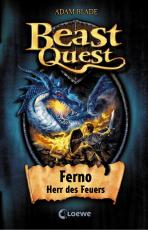 Cover-Bild Beast Quest 1 - Ferno, Herr des Feuers