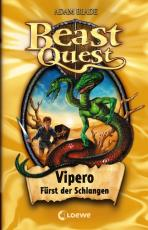 Cover-Bild Beast Quest 10 - Vipero, Fürst der Schlangen