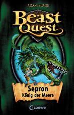 Cover-Bild Beast Quest 2 - Sepron, König der Meere