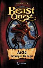Cover-Bild Beast Quest 3 - Arcta, Bezwinger der Berge