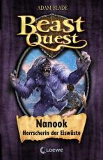 Cover-Bild Beast Quest 5 - Nanook, Herrscherin der Eiswüste