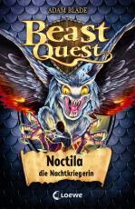 Cover-Bild Beast Quest 55 - Noctila, die Nachtkriegerin