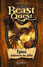 Cover-Bild Beast Quest 6 - Eposs, Gebieterin der Lüfte