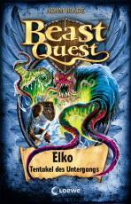 Cover-Bild Beast Quest 61 - Elko, Tentakel des Untergangs