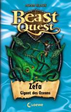 Cover-Bild Beast Quest 7 - Zefa, Gigant des Ozeans