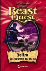 Cover-Bild Beast Quest 9 - Soltra, Beschwörerin der Steine