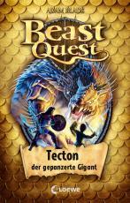 Cover-Bild Beast Quest (Band 59) - Tecton, der gepanzerte Gigant
