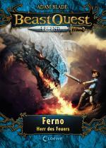Cover-Bild Beast Quest Legend 1 - Ferno, Herr des Feuers