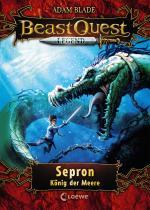 Cover-Bild Beast Quest Legend 2 - Sepron, König der Meere