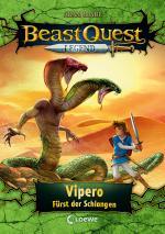 Cover-Bild Beast Quest Legend (Band 10) - Vipero, Fürst der Schlangen