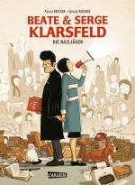 Cover-Bild Beate und Serge Klarsfeld: Die Nazijäger
