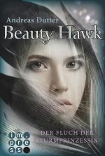 Cover-Bild Beauty Hawk. Der Fluch der Sturmprinzessin