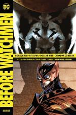 Cover-Bild Before Watchmen Deluxe
