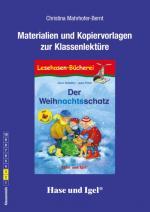 Cover-Bild Begleitmaterial: Der Weihnachtsschatz / Silbenhilfe